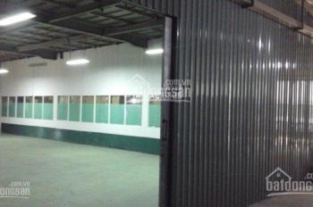 Cho thuê kho xưởng khu Nam Long, Huỳnh Tấn Phát, Quận 7, giá rẻ
