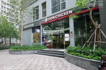 Bán gấp shophouse Vinhome ngay ngã tư, 200m2, sẵn hợp đồng thuê dài hạn 180 triệu/tháng, giá 37 tỷ