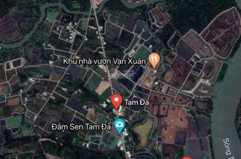 CHÍNH CHỦ Bán 2Hecta đất dân cư xd mới tại 1 xẹt đường Tam Đa Q9 giá chỉ 175.979 tỷ