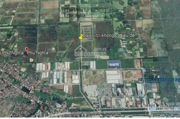 Bán đất phân lô dự án mới sát khu công nghiệp Phú Nghĩa, Chương Mỹ, HN giá rẻ đầu tư