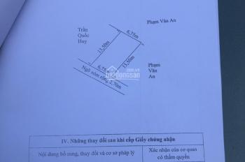 Bán 2 lô gần chợ, gần ủy ban thị trấn Vĩnh Bảo - Hải Phòng