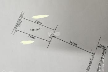 Bán lô đất mặt đường QL 10 - Đối diện KCN Tân Liên