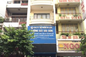 Bán nhà mặt tiền đường Nguyễn Văn Thủ, Quận 1. (DT 4x24m) 4 tầng, HĐ thuê 80tr/th. Giá 28.5 tỷ