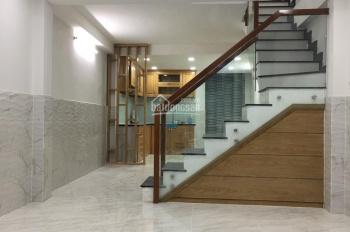 Cần bán nhà mới 2 lầu HXH đường Cách Mạng Tháng 8 phường 5 Tân Bình DT: 3.55x13m. Giá 5.8 tỷ TL