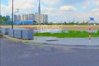 Bán đất nền Nguyễn Cơ Thạch, Q2, gần cầu Thủ Thiêm, sổ hồng từng nền thổ cư 20 - 25tr/m2 0906756089