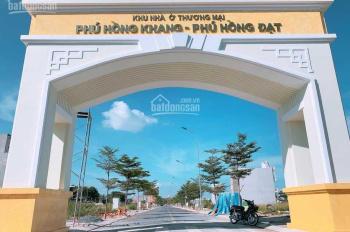 Chính chủ bán lô góc 67m2 tại dự án Phú Hồng Khang hướng Đông mát mẻ, SHR, Có NH hỗ trợ 70%
