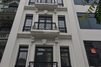 CHo thuê nhà mặt phố Đường Láng 80m2*8 tầng 1 hầm để xe, thông sàn thang máy giá 75 triệu