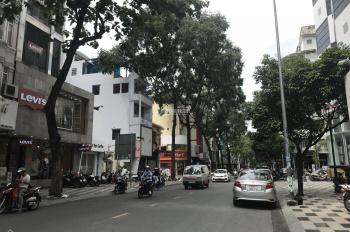 Cho thuê nhà MT Nguyễn Phi Khanh Q1, 18x32m, trệt lầu, giá 185,12 tr/th, LH: 0937487419 Hải An