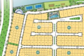 Bán đất nền Saigon Mystery Villas, LK8 diện tích 7X18 (126m2) giá chỉ 16 tỷ. LH: 0972947323
