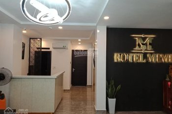 Bán gấp khách sạn MT đường số 8, P11, Gò Vấp