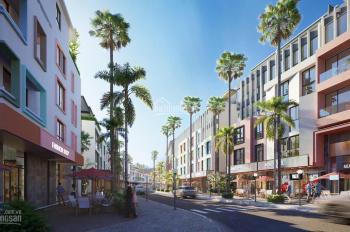 Shophouse Phú Quốc sở hữu lâu dài vốn chỉ từ 3,5 tỷ