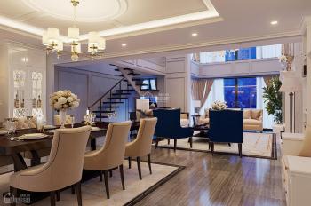 Bán gấp Vinhomes Metropolis 230m2 Duplex 2 tầng tòa M3 thiết kế 4PN rộng nhất giá rẻ 16 tỷ full đồ