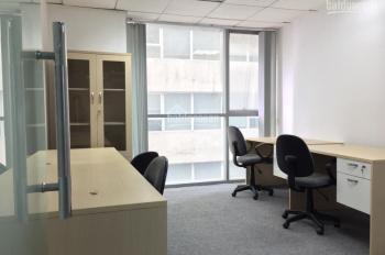 Cho thuê văn phòng tầng 2 số 21 Phạm Ngọc Thạch 20 m2 đầy đủ nội thất
