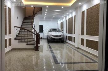 Bán nhà riêng Vương Thừa Vũ, diện tích 37m2, 6 tầng, giá 4,5 tỷ