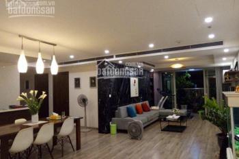 Cho thuê căn hộ chung cư Mandarin Garden, DT 127m2, 2 phòng ngủ, đủ nội thất