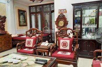 Nhà phố Nguyễn Khả Trạc 70m2, MT 6,5m, ô tô tránh, kinh doanh. Giá 13.8 tỷ