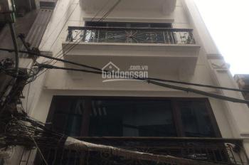 Bán nhà ngõ 97 Khương Trung, Thanh Xuân 40m x 5t mới gara ô tô rất đẹp. ô too vào nhà.