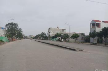 Bán đất phân lô Gốc Lim, Đằng Hải, Hải An. Đường trước đất 15m, giá 16 tr/m2