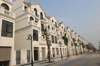 Chính chủ bán cặp Shophouse mặt đường 52 m Vinhomes Ocean Park, diện tích sàn 140 m2, giá chỉ 18 tỷ