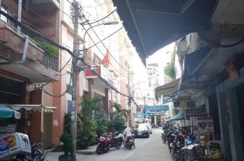 Hẻm 5m gần chợ Kim Biên, Q. 5, 66m2, nhà 4 tầng, giá 8,3 tỷ thương lượng