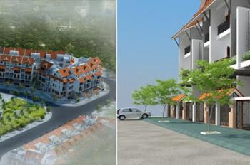 Bán shophouse mặt phố Vũ Phạm Hàm Mạc Thái Tông, dự án liền kề C9 Nam Trung Yên. LH 0919 302 824