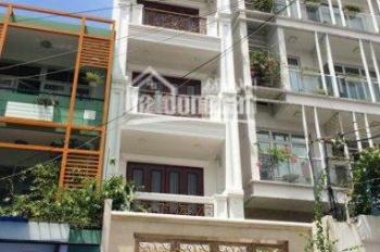 Bán CHDV 15 phòng, Dương Quảng Hàm,GV,DT 4,5x27m,CN 165 m2,5 tầng,TM,giá 11,5 tỷ,LH 0901401597
