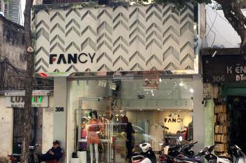 Cho thuê cửa hàng mặt phố Nguyễn Lương Bằng, 50m2 x 2 tầng, mặt tiền ~6m, giá 35tr. Nhà riêng biệt.
