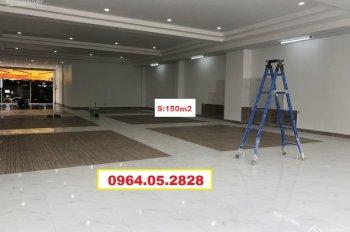 Cho thuê MBKD tầng 1 DT: 150m2 - 350m2 mặt phố Vương Thừa Vũ, Thanh Xuân, mặt tiền 8m, KD sầm uất