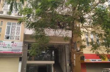 Cho thuê nhà mặt phố vũ tông Phan , diện tích 110m2*6 tầng , mặt tiền 6m , giá 60 tr