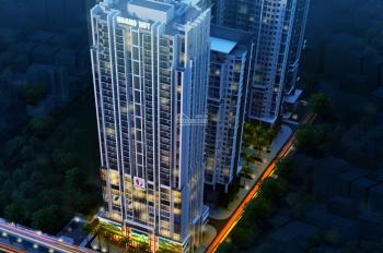 Các căn hộ và văn phòng đẹp đầy đủ diện tích còn lại của dự án Gold Tower, 275 Nguyễn Trãi tại đây