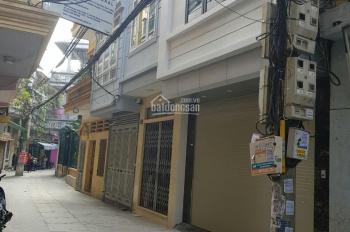 Bán nhà Yên Lạc, Kim Ngưu diện tích 56m2 x 6 tầng thang máy