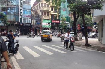 Cho thuê nhà mặt phố Phan Chu Trinh, diện tích: 80m2 x 2 tầng, LH: 0922226138
