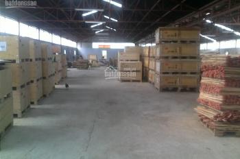 Cho thuê kho xưởng 3500m2, mặt tiền đường Số 13, P. BHH, Q. Bình Tân