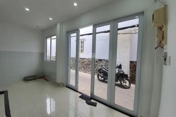 Nhà nhỏ ngay trung tâm Sài Gòn, TDT: 35m2, gía: 2,3tỷ, P1 Q8