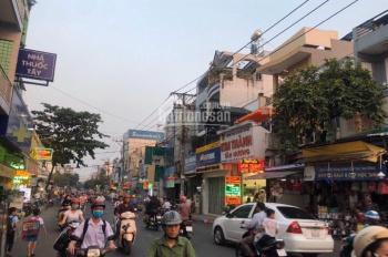 MTKD đường Nguyễn Thị Tú, P. Bình Hưng Hòa B, quận Bình Tân, diện tích 9,5m * 36m, giá 17,5 tỷ