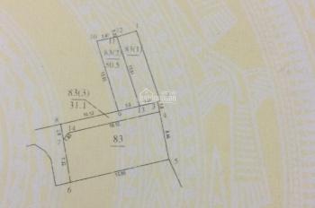 Bán đất ngõ 241 Liên Mạc, diện tích 50m2, giá 23 tr/m2. Ô tô cách nhà 20m, LH: 0988.37.44.98