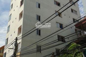 Bán tòa nhà xây kiểu chung cư mini 100 m2 x 7,5 tầng, căn góc, ô tô đỗ cửa, giá bán 12,5 tỷ