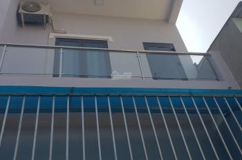 Nhà 1 trệt 2 lầu, DTSD 80m2, Đường Lê Văn Chí, Linh Trung, HXH, Bệnh Viện Thủ Đức, Giá 1ty550