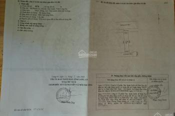 Chính chủ bán đất 99m2 full thổ, Cần Giuộc, Long An