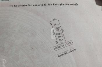 Bán đất quận Cái Răng, Cần Thơ 115m2, giá 950tr