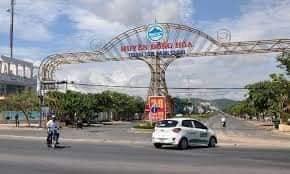 Đất nền khu dân cư số 6 thị trấn Hòa Vinh