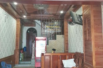 (Quận 12) khách sạn đẹp 6 lầu, 14 phòng, sát Lê Văn Khương, bán gấp, giá cực tốt, 8.38 tỷ