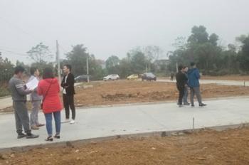 Chính thức mở bán đất phân lô giáp khu CNC Hòa Lạc, đã có sổ giá chỉ từ 500tr/ lô. LH 094.6662328