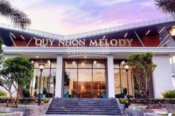 Cần bán căn hộ Quy Nhơn Melody block Tropical tầng cao view biển siêu đẹp. LH: 0902051316