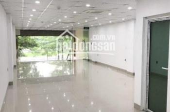 Cho thuê nhà hai mặt phố Xã Đàn, Ô chợ Dừa, Đống Đa 80m*7 tầng mt5m có thang máy tiện làm VP