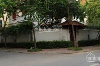 Cho thuê biệt thự 250m2 mặt phố Hoàng Ngân, Hoàng Đạo Thuý giá 95 tr/th. LH 0984250719