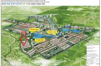 Bán gấp đất khu đô thị Thanh Hà Cienco