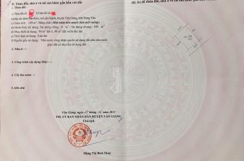Bán 149m2 đất thổ cư xã Liên Nghĩa - Văn Giang - Hưng Yên