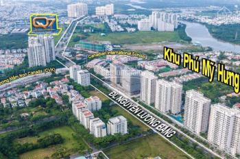 Sở hữu căn hộ Q7 Boulevard Phú Mỹ Hưng, tặng ngay tivi+ máy lạnh. LH 0902424156- giá 1,5 tỷ từ CĐT