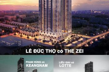 Căn hộ 2 ngủ 2VS 3,1 tỷ The Zei chung cư cao cấp sở hữu trọn view đường đua F1 0816289668